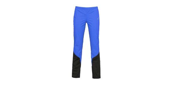 Dámské modré sportovní kalhoty Bergson