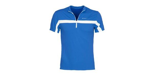 Pánské modré cyklistické tričko Bergson