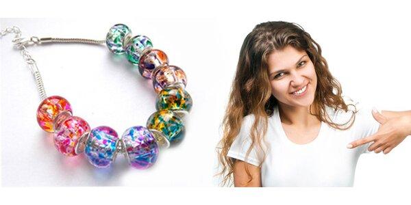 Vytvořte si vlastní šperk ve stylu Pandora
