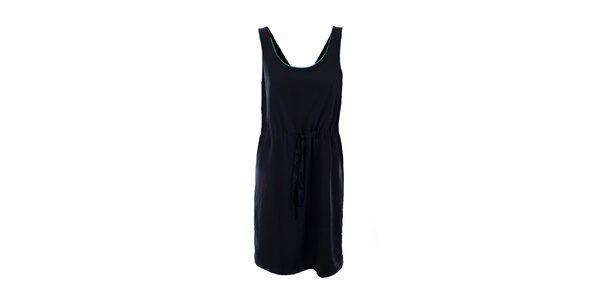Dámské modré šaty Tommy Hilfiger