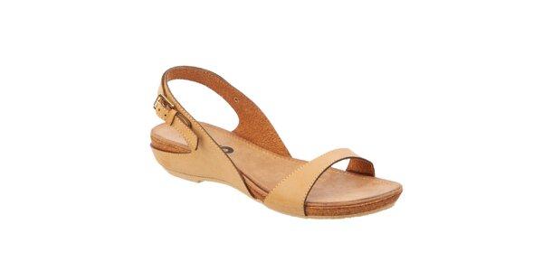 Dámské béžové sandály Betsy