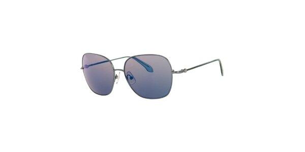 Dámské sluneční brýle s tenkými obroučkami Calvin Klein