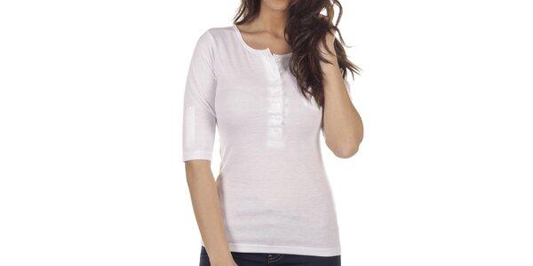 Dámské bílé tričko Lois