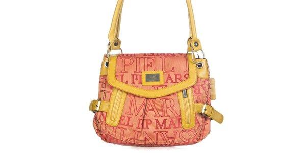 Dámská kabelka s klopovým zavíráním Marsanpiel