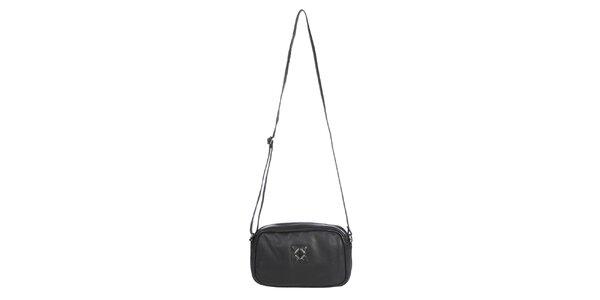 Dámská malá černá kabelka Marsanpiel