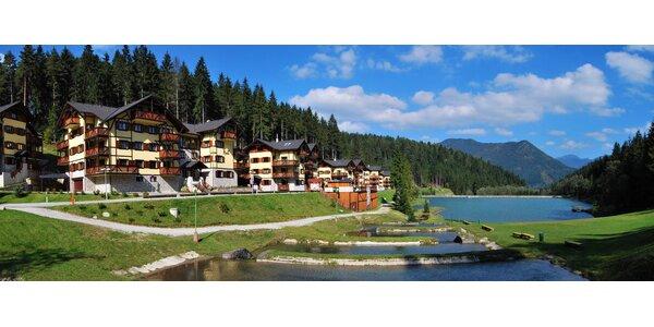 Rodinná dovolená v apartmánu na Slovensku až pro 8 osob na tři noci