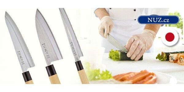 Japonské ručně vyráběné nože Sekizo