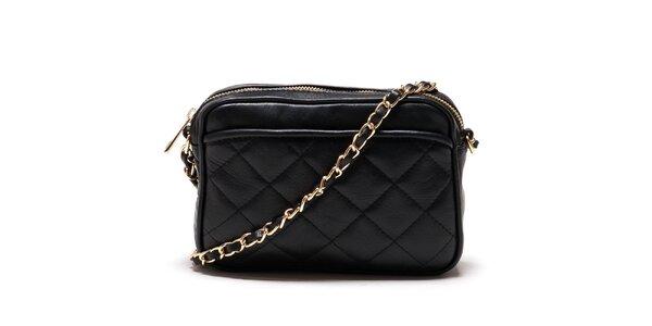 Elegantní italské kožené kabelky Carla Ferreri  9d2a5a66c81
