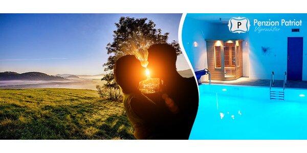 VIP romantika v Orlických horách na 2 noci pro dva