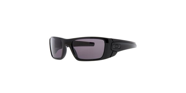 Černé sluneční brýle Oakley