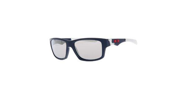 Tmavě modré sluneční brýle Oakley