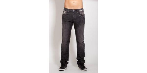 Pánské černé džíny Lois