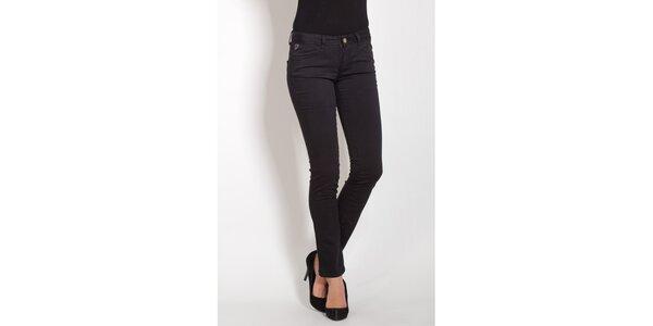 Dámské černé džíny Lois