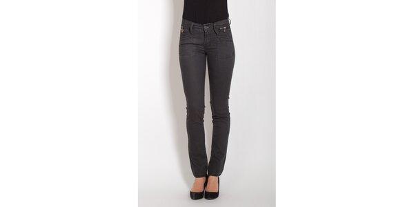 Dámské tmavě šedé džíny Lois