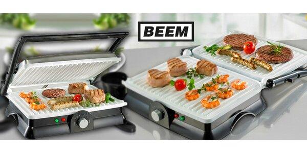 Chytrý gril Beem – sendvičový i rozkládací
