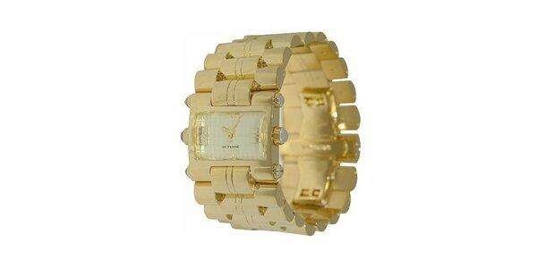 Dámské zlaté hodinky Gianfranco Ferré