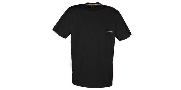 Pánské černé tričko Envy