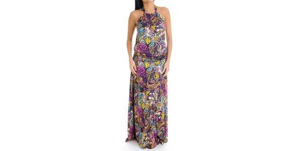 Dámské orientální dlouhé šaty Goa Goa
