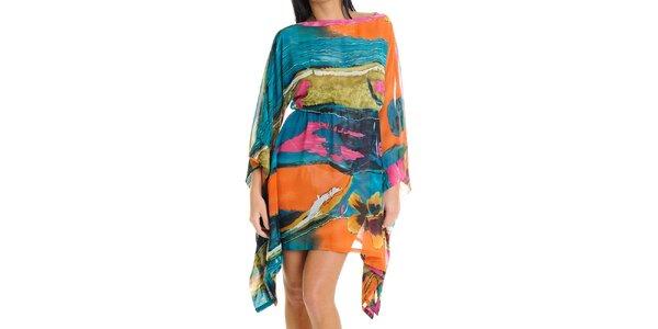 Dámské barevné šaty Goa Goa