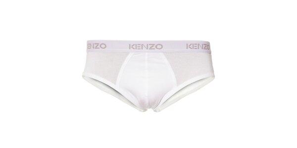 Pánské bílé slipy Kenzo