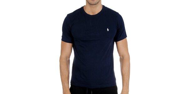 Temně modré tričko Polo Ralph Lauren