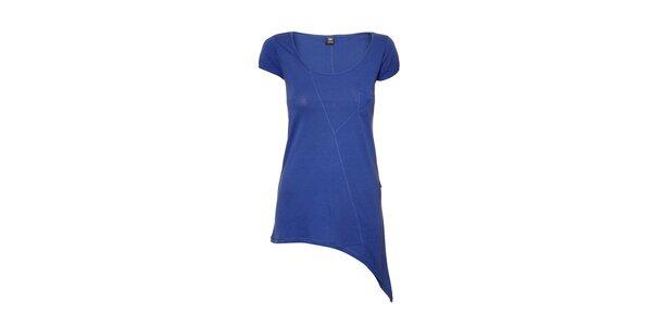 Dámské tričko Timeout v modré barvě