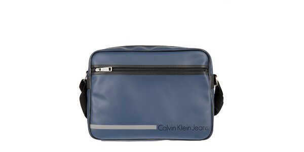 Pánská tmavě modrá taška přes rameno Calvin Klein Jeans