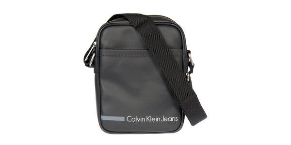 Pánská taška přes rameno v černé barvě Calvin Klein Jeans