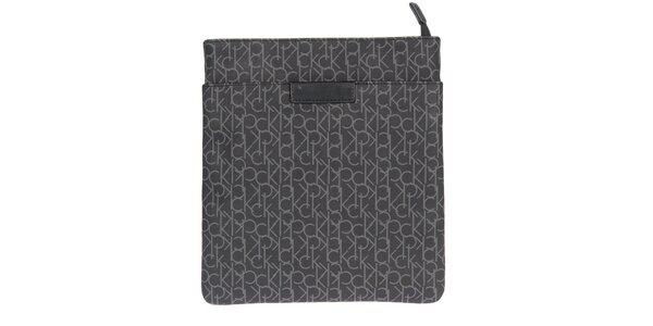 Pánská taška přes rameno s potiskem Calvin Klein