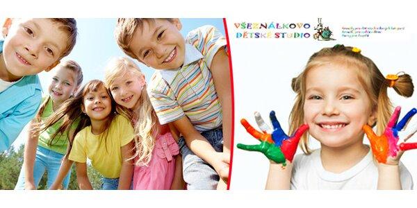Příměstské tábory pro děti ve věku 3-13let - Praha
