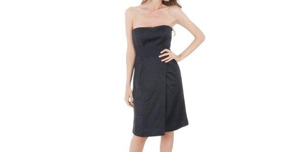 Dámské černé šaty Tommy Hilfiger