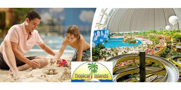 Volný den v Tropical Islands