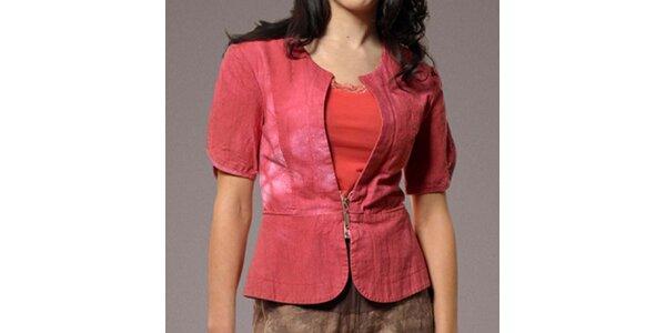 Dámské růžové sáčko Patricia Rado