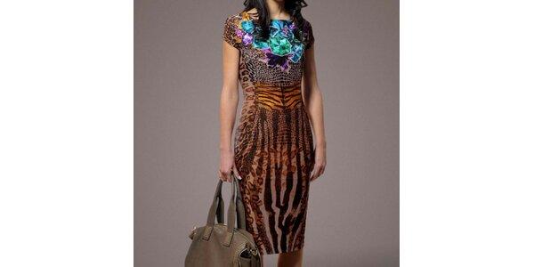 Dámské šaty se zvířecím motivem Patricia Rado