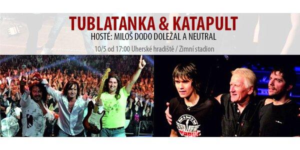 Koncert Tublatanky, Katapultu a jejich hostů