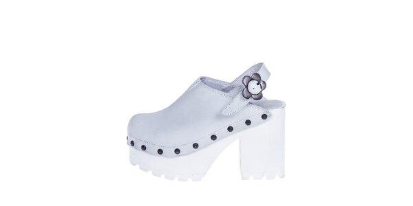Dámské bílé boty El Dantes