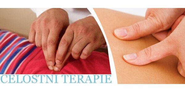 Kurz masáží - Celostní terapie