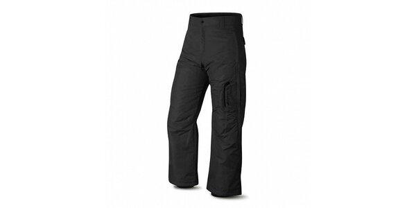 Pánské černé lyžařské kalhoty Hannah