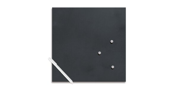 Poznámková tabule - Černá menší