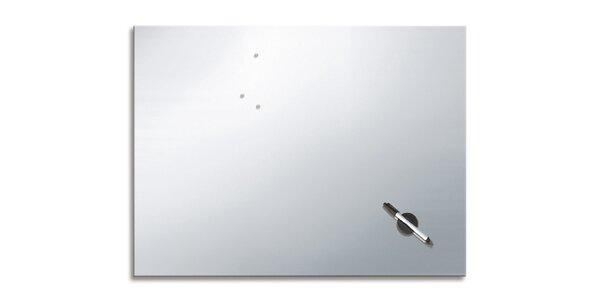 Poznámková tabule - Zrcadlová - 60x80 cm