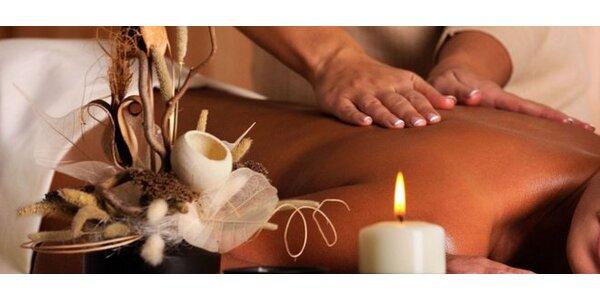 Manuální lymfatická masáž v délce 60 minut