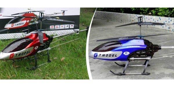 RC vrtulník Wireless