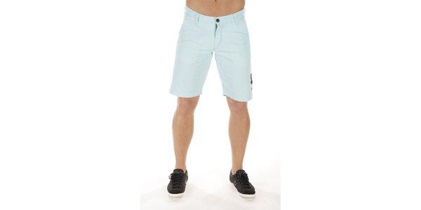 Pánské světle modré šortky Bendorff