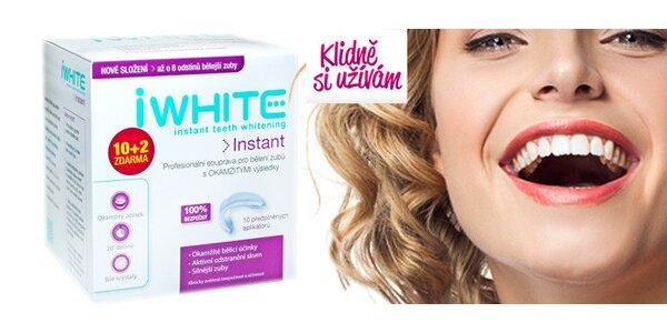 Sada na bělení zubů iWhite Instant
