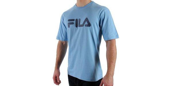 Sportovní triko Fila pro muže (Fila pánské tričko Misty Blue, velikost M)