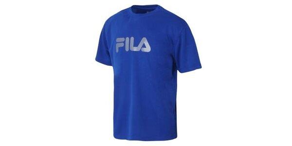 Sportovní triko Fila pro muže (Fila pánské tričko Princess Blue, velikost M)