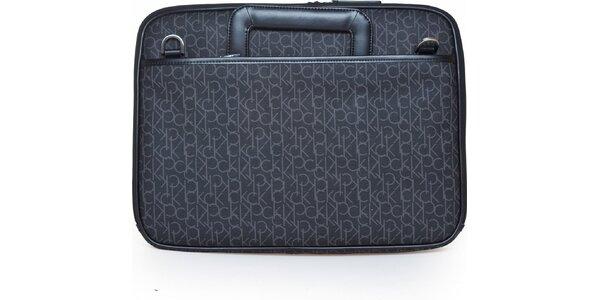Pánská černá PC taška Calvin Klein