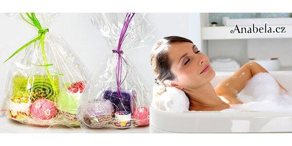 Dárkové balíčky kosmetiky Bomb Cosmetics