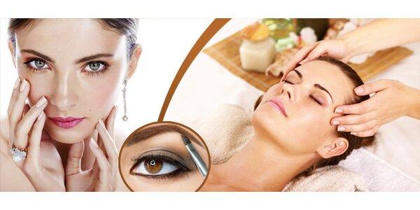 Profesionální kosmetické ošetření pleti