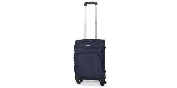 Malý modrý cestovní kufr Ravizzoni